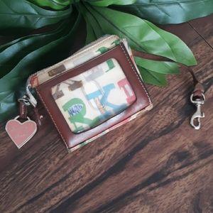Dooney & Bourke Card Holder